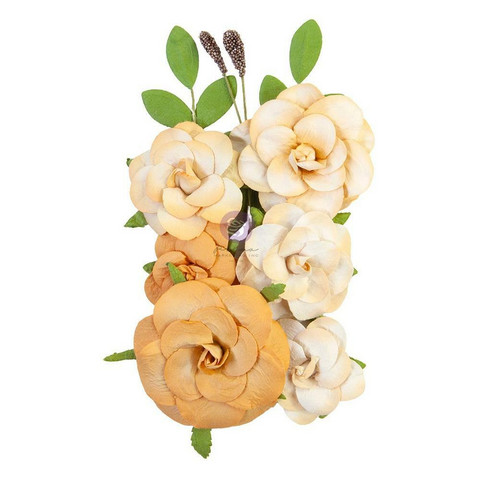 Prima Marketing - Diamond, Mulberry Flowers, Love Wins