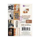 Prima Marketing - Diamond, Journaling Notecards, 3
