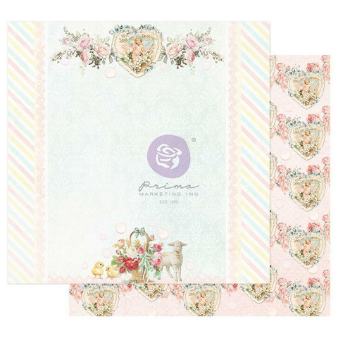 Prima Marketing - Magic Love By Frank Garcia, Double-Sided Cardstock 12