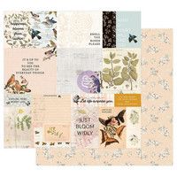 Prima Marketing - Nature Lover, Double-Sided Cardstock 12