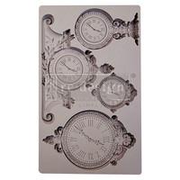 Prima Marketing - Decor Mould, Elisian Clockworks, Silikonimuotti