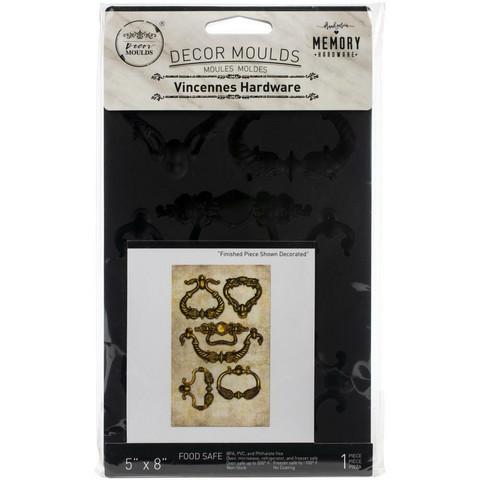 Prima Marketing - Decor Mould, Vincennes Hardware, Silikonimuotti