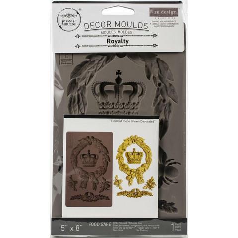 Prima Marketing - Decor Mould, Royalty, Silikonimuotti