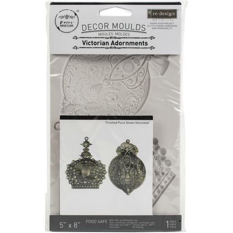 Prima Marketing - Decor Mould, Victorian Adornments, Silikonimuotti