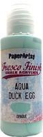 Paper Artsy - Fresco Finish, Akryylimaali, Aqua Duck Egg, 50ml