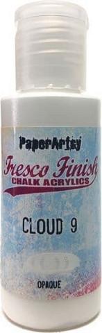 Paper Artsy - Fresco Finish, Akryylimaali, Cloud 9, 50ml