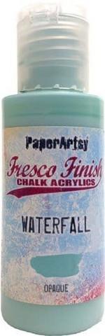 Paper Artsy - Fresco Finish, Akryylimaali, Waterfall, 50ml