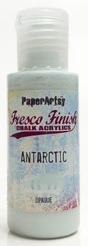 Paper Artsy - Fresco Finish, Akryylimaali, Antarctic, 50ml