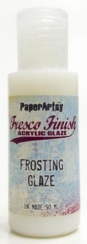 Paper Artsy - Fresco Finish, Akryylimaali, Frosting Glaze, 50ml