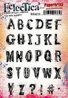 Paper Artsy - E³ Seth Apter 21, Leimasetti, A5