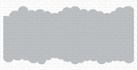 My Favorite Things - Slimline Cloud Edges, Maski