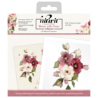 Crafter's Companion - Bloom with Grace, Die-Cut Decoupage Topper Pad, 6