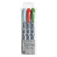 Tim Holtz - Distress Crayon Set #11