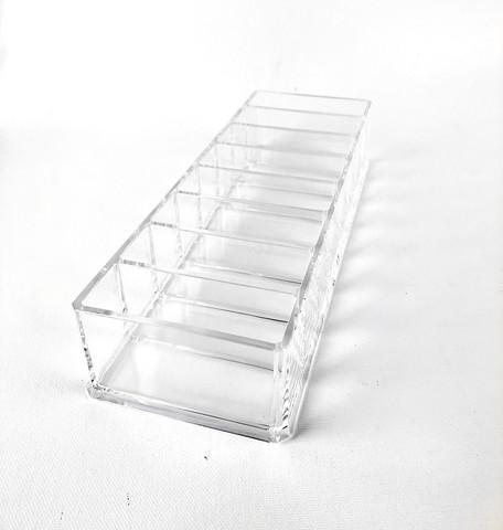 Picket Fence Studios - Sequin Storage Display Case, Säilytyslokerikko