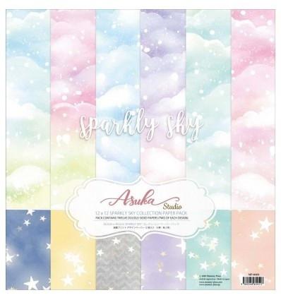 Memory Place - Sparkly Sky 12