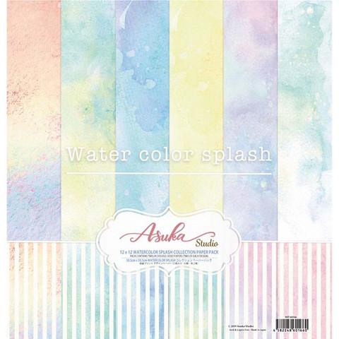Memory Place - Watercolor Splash 12