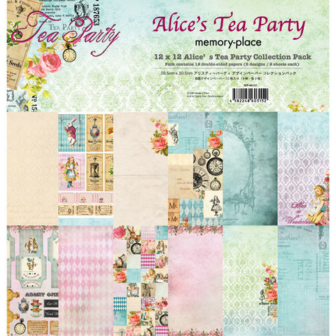 Memory Place - Alice's Tea Party 12