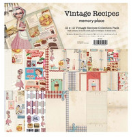 Memory Place - Vintage Recipes 12