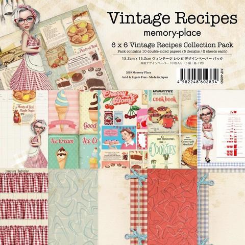 Memory Place - Vintage Recipes 6