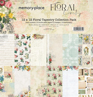 Memory Place - Floral Tapestry 12