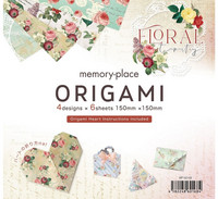 Memory Place - Floral Tapestry Origami 6