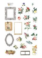 Memory Place - Floral Tapestry, Leikekuvia, 24 osaa