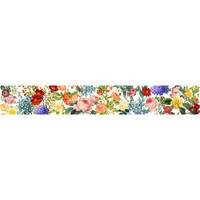 Memory Place - Floral Tapestry Washi Tape, 25mmx5m