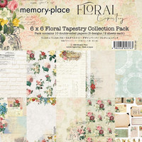 Memory Place - Floral Tapestry 6