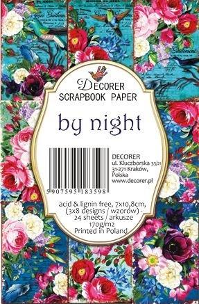 Decorer - By Night, Korttikuvia, 24 osaa