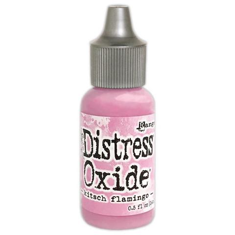 Tim Holtz - Distress Oxide Täyttöpullo, Kitsch Flamingo