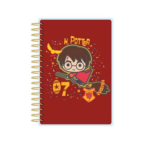 Paper House - 12-Month Mini Planner, Harry Potter Chibi