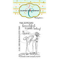 Colorado Craft Company - Be Creative Mini-By Anita Jeram, Leimasetti