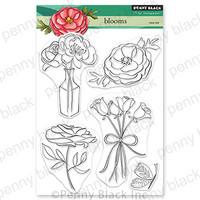 Penny Black - Blooms, Leimasetti