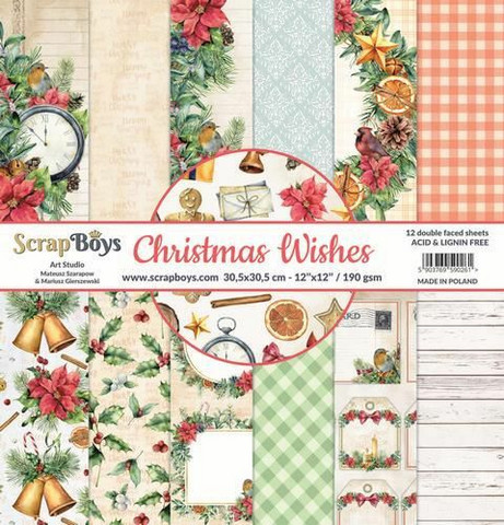 ScrapBoys - Christmas Wishes, 12
