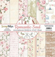 ScrapBoys - Romantic Soul, 12