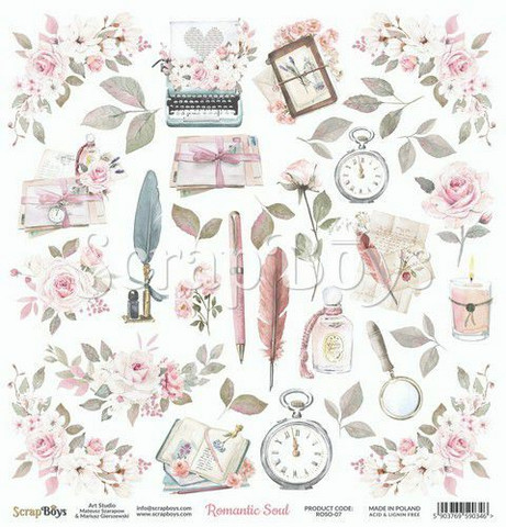 ScrapBoys - Romantic Soul 12