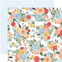 Carta Bella - Summer Double-Sided Cardstock 12