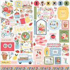 Carta Bella - Summer Element Sticker 12