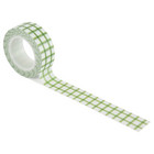Carta Bella - Summer Decorative Tape, 15mmx9m, Sunshine Plaid