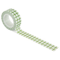 Carta Bella - Summer Decorative Tape, 15mmx9m, Sunshine Plaid