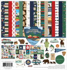 Carta Bella - Outdoor Adventures, Collection Kit 12
