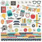 Simple Stories - School Life Cardstock Stickers, 12