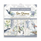 Stamperia - Romantic Sea Dream, Paper Pack 8