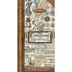 Stamperia - Voyages Fantastiques, Paper Pack 6