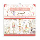 Stamperia - Romantic Threads, Paper Pack 8
