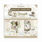 Stamperia - Romantic Journal, Paper Pack 8