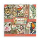 Stamperia - Amazonia, Paper Pack 12