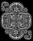 Stamperia - Amazonia, Stencil 20x25cm, Lace