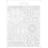 Stamperia - Amazonia, Soft Mould, Muotti, A5, Texture