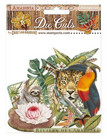 Stamperia - Amazonia, Die Cuts, 47osaa